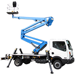 Truck Mounted Platforms