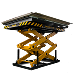 Cargo Scissor Lifts